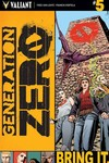 Generation Zero #5 (Cover A - Mooney)
