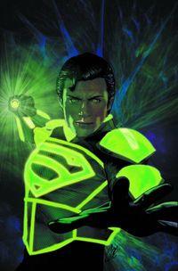 Smallville Season 11 Lantern #1 (of 4)