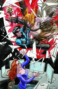 Convergence Nightwing Oracle #1