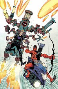 Hawkeye vs. Deadpool #4 (of 4)