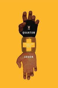 Valiant Sized Quantum & Woody #1