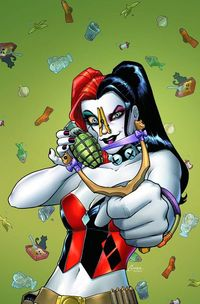 Harley Quinn Annual #1 (International Edition)