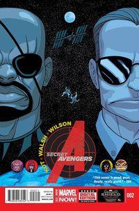 Secret Avengers #2 (2014)