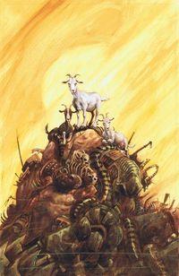 Quantum & Woody Goat #0 (Regular Fowler Cover)
