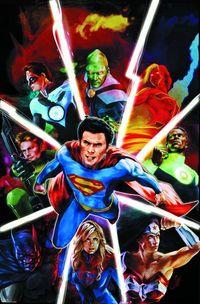 Smallville Season 11 Continuity #4 (of 4)