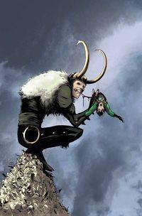 Loki Agent Of Asgard #12