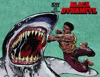 Black Dynamite #1 (of 4) (Subscription Variant)
