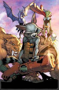 Guardians Team-up #5