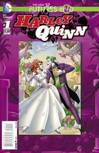 Harley Quinn Futures End #1 (3-D Motion Ed)