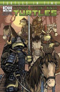 Teenage Mutant Ninja Turtles Turtles In Time #2 (of 4)