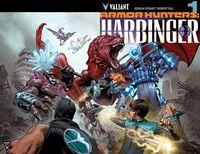 Armor Hunters Harbinger #1 (of 3)