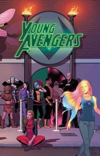 Young Avengers #15
