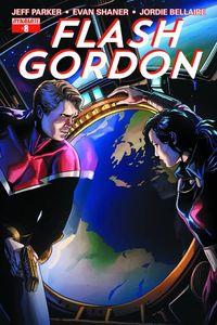 Flash Gordon #8 (Cover A - Laming)