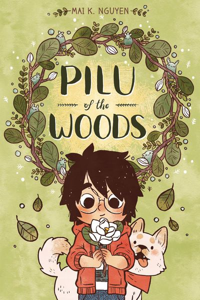DEC181983 Mai K. Nguyen's PILU OF THE WOODS goes home April 17th