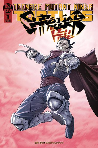 DEC188844 ComicList: IDW Publishing New Releases for 03/13/2019