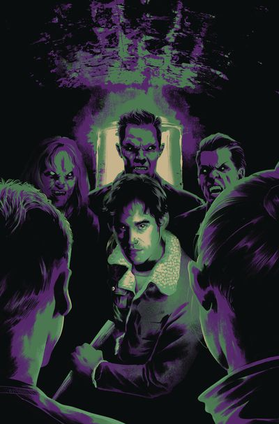 FEB191243 First Look at BOOM! Studios' BUFFY THE VAMPIRE SLAYER #4