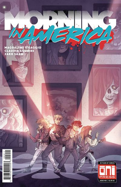 FEB191890 ComicList: Oni Press New Releases for 04/17/2019