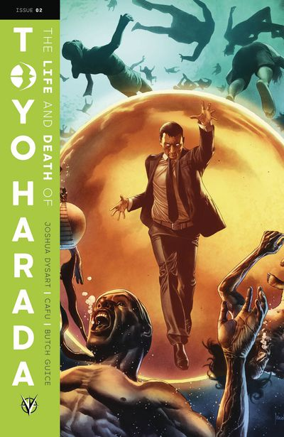 FEB192049 ComicList Previews: THE LIFE AND DEATH OF TOYO HARADA #2