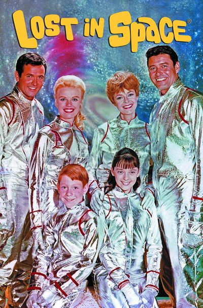 Lost In Space #1 (Cover B - Photo)