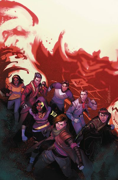 JAN191380 ComicList Previews: MIGHTY MORPHIN POWER RANGERS #37