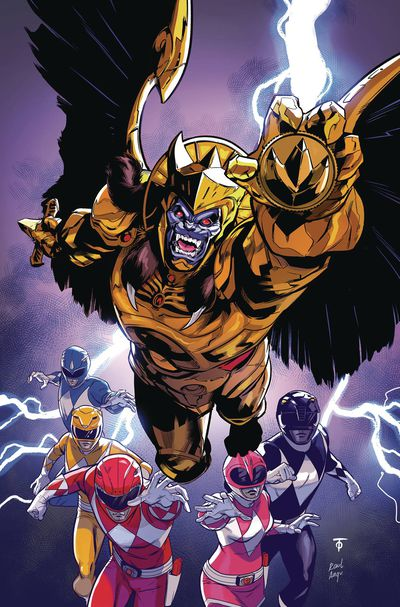 JAN191383 ComicList Previews: SABAN'S GO GO POWER RANGERS #18
