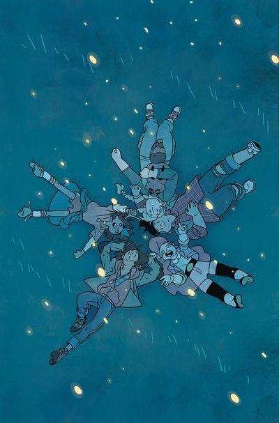 JAN191400 ComicList Previews: LUMBERJANES #60