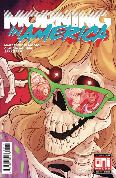 JAN192008 ComicList Previews: MORNING IN AMERICA #1
