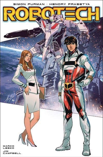 JAN192103 ComicList Previews: ROBOTECH #18