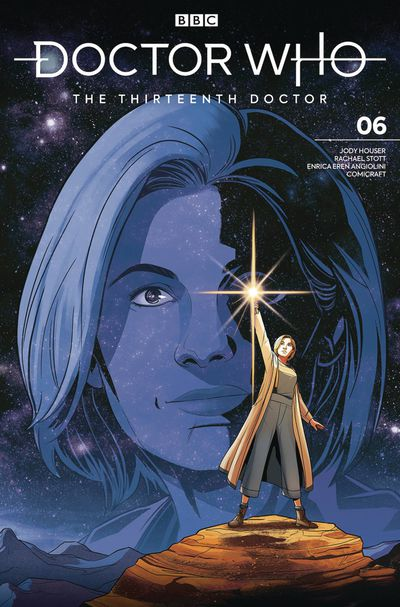 JAN192106 ComicList Previews: DOCTOR WHO THE THIRTEENTH DOCTOR #6