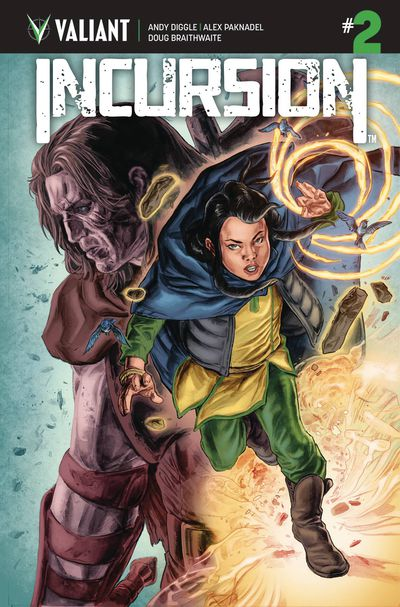 JAN192185 ComicList Previews: INCURSION #2