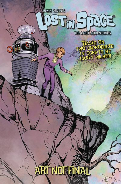 Lost In Space #5 (Cover A - Mcevoy)