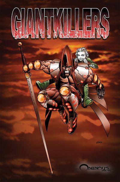 JUL180941 ComicList Previews: GIANTKILLERS #1