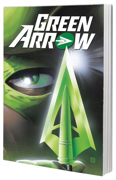 Green Arrow By Kevin Smith Cover