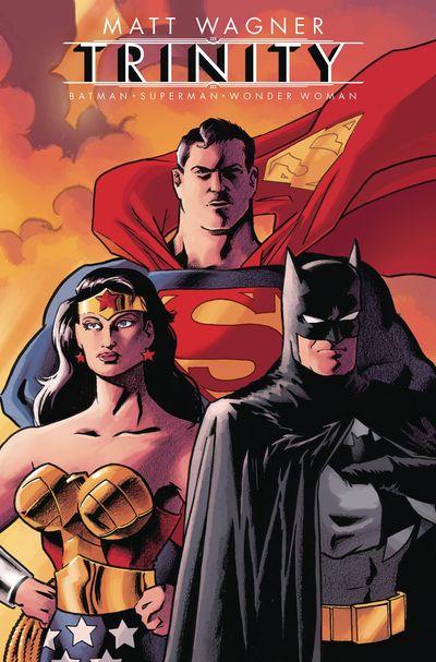 Batman/Superman/Wonder Woman: Trinity Cover