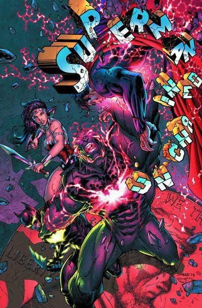 Superman Unchained #7. DC Comics.
