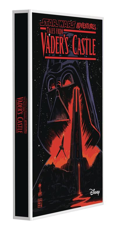 dec180726 ComicList Previews: STAR WARS ADVENTURES TALES FROM VADER'S CASTLE BOX SET