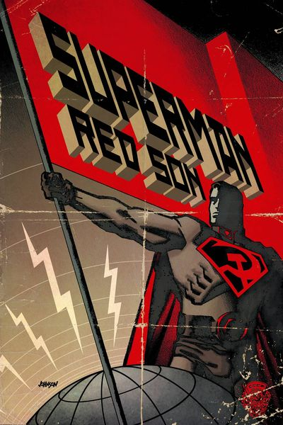 Superman: Red Son Cover