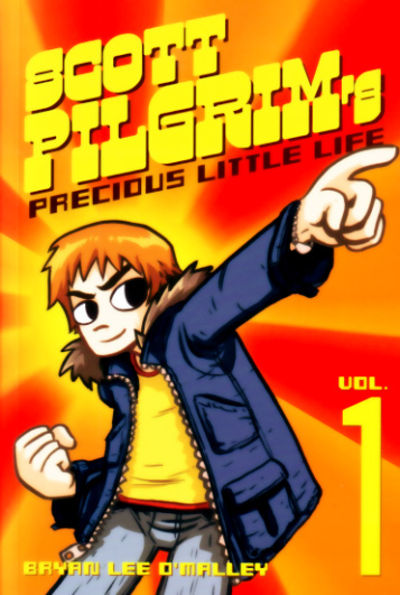 Scott Pilgrim Vol. 1: Precious Little Life Cover