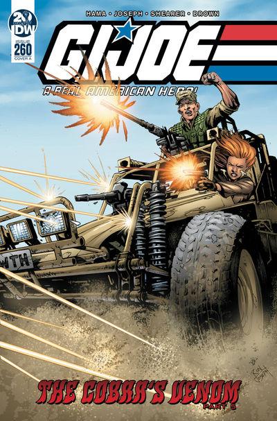 nov180689 ComicList Previews: G.I. JOE A REAL AMERICAN HERO #260