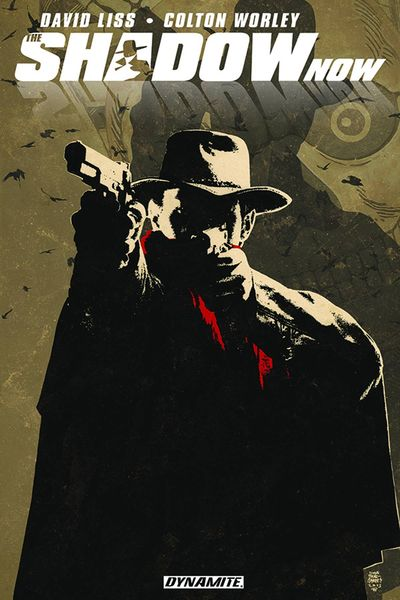 The Shadow Now Cover