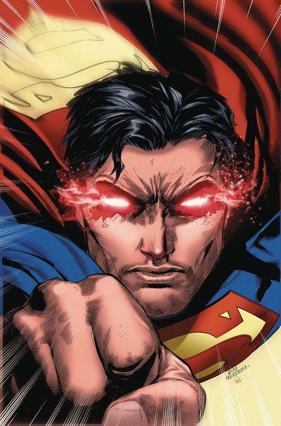 Superman Vol. 1: Son of Superman Cover
