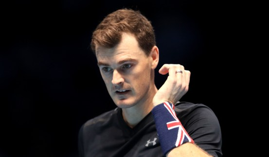Jamie Murray explains why the idea of Novak Djokovic's NBA-style balloon would be difficult to implement in tennis