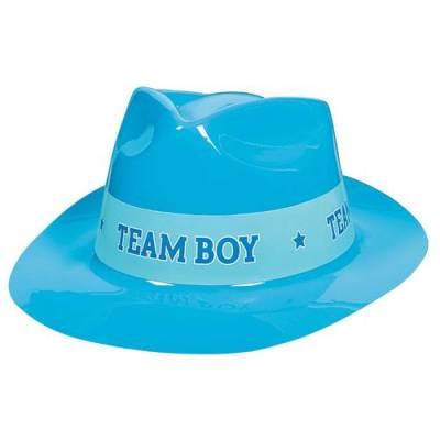 It is a Boy Plastic Fedora