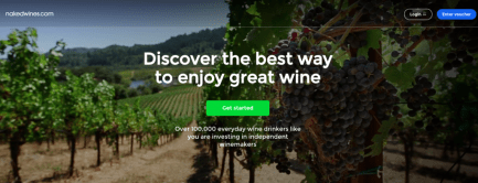 Naked Wines Advanced Content Marketing