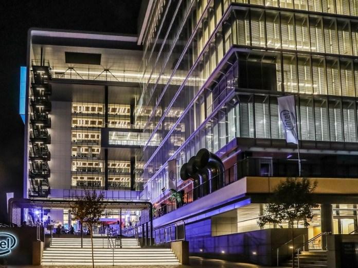 Новое здание Intel PTK1-это все об опыте сотрудников. Изображение: Intel