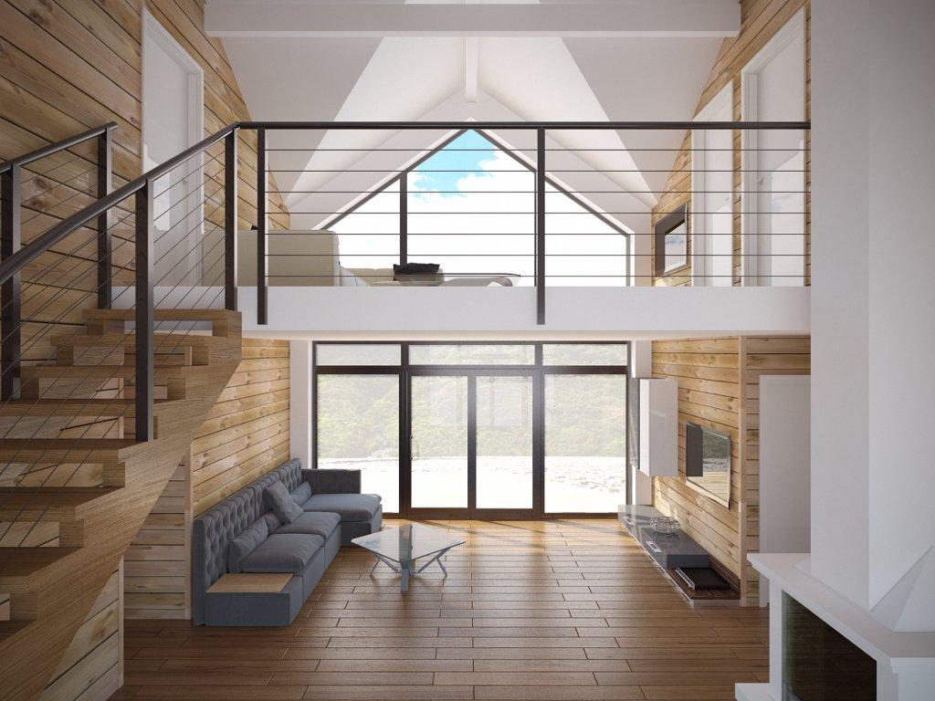 Modern House CH21 Floor Plans And Images. House Plan