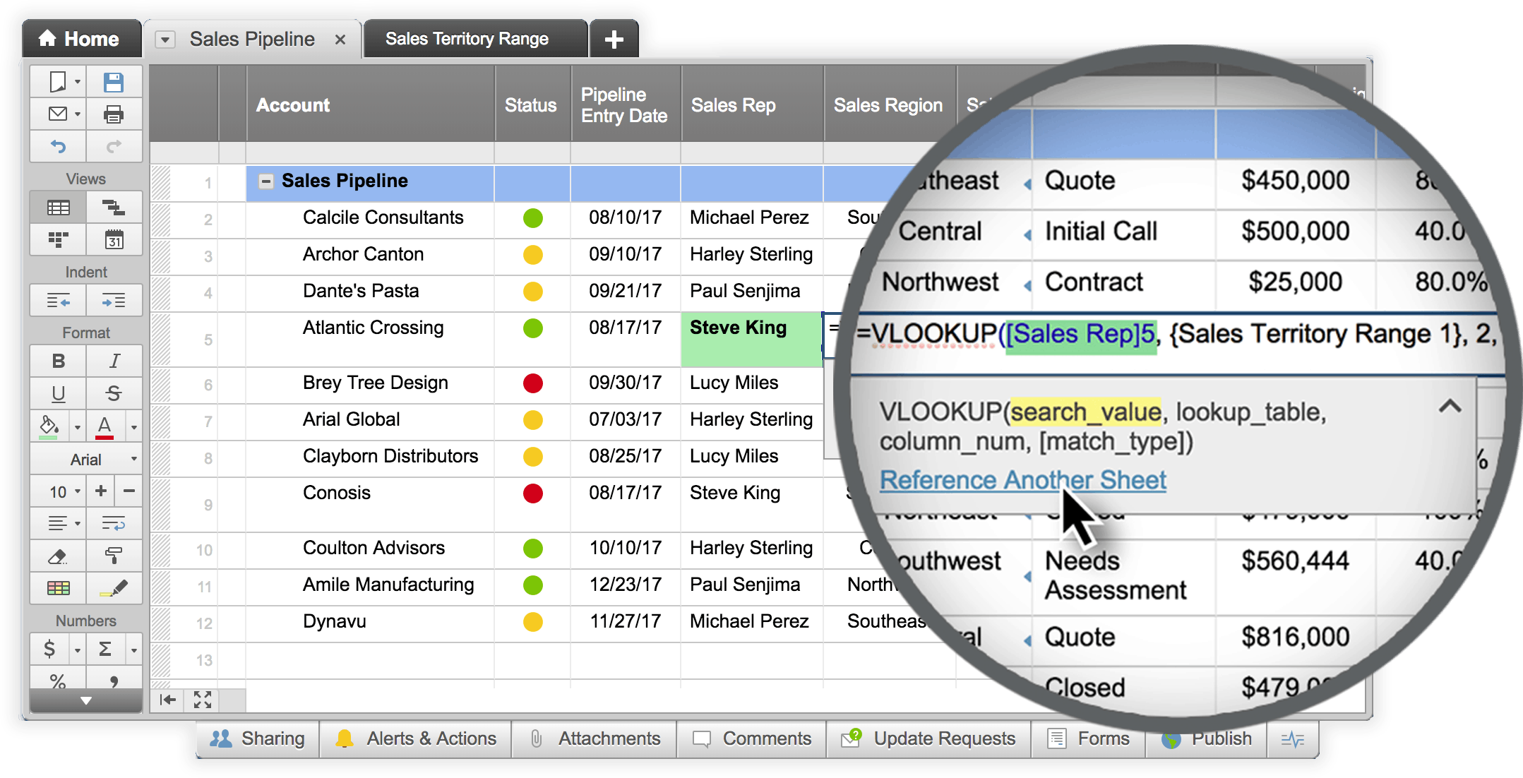 Archived Smartsheet Release Notes