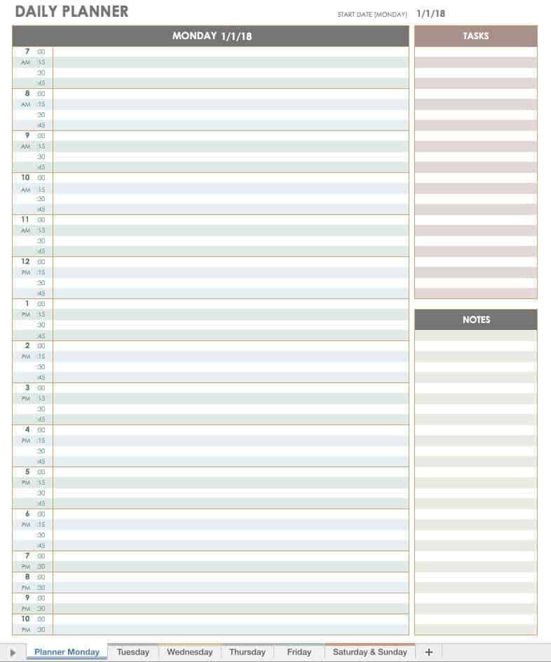 Champlain College Publishing  Free Download Daily Planner