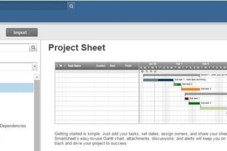 Invoice Templates 2019 Free Easy To Use Gantt Chart Software