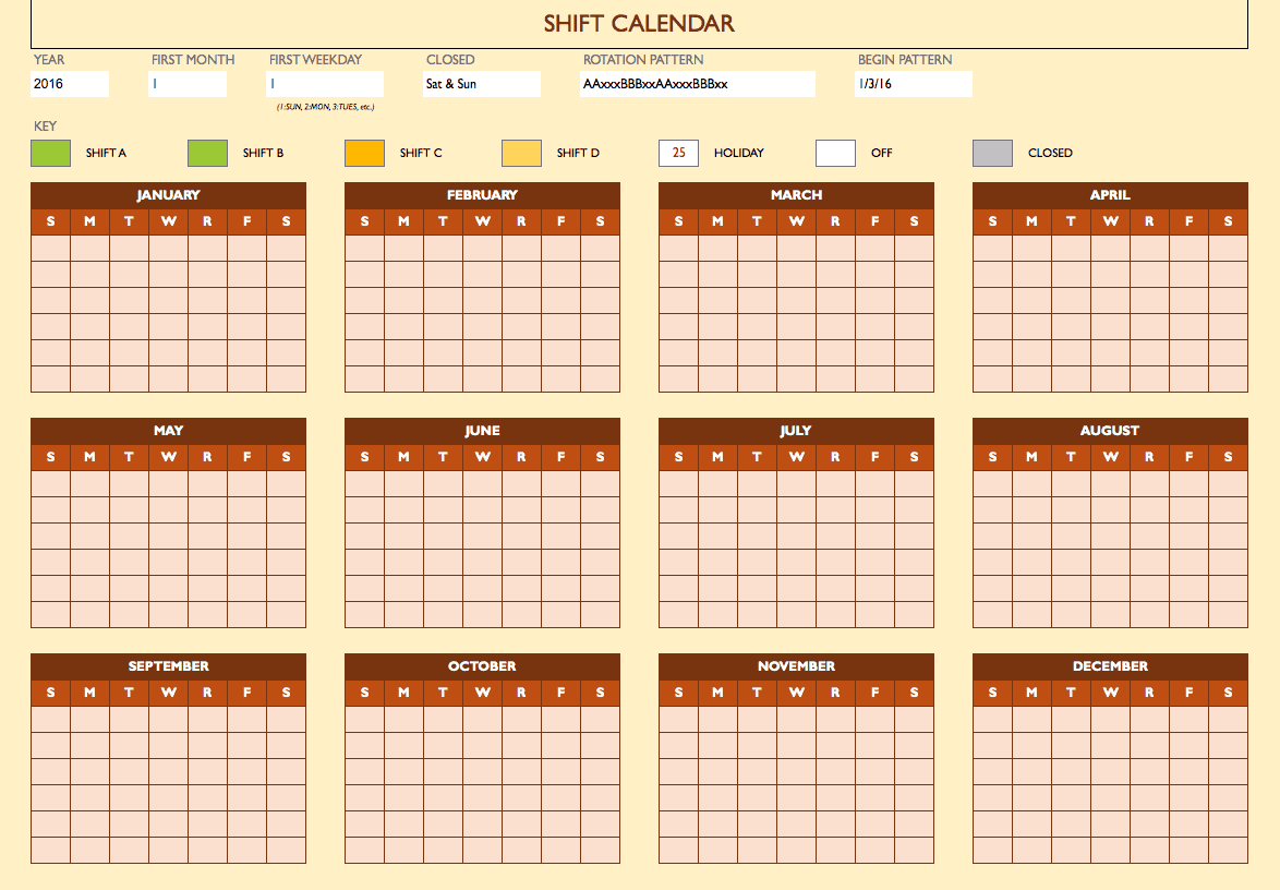 Blank Budget Worksheet Layout